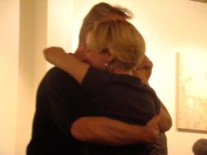 Nicolai & Isabella - the embrace