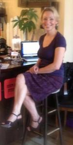 Isabella ... Guest DJ at Tango Tea
